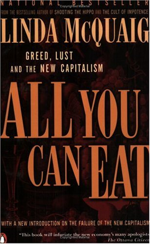 9780140262223: All You Can Eat: Greed Lust Cap