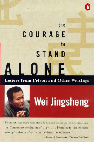 9780140262858: The Courage to Stand Alone: Letters from Prison and Other Writings