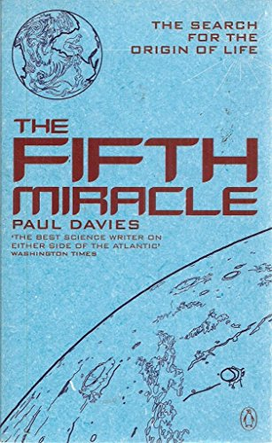 9780140263305: The Fifth Miracle: The Search For the Origin of Life (Penguin Press Science)