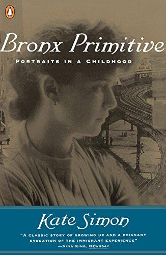 9780140263312: Bronx Primitive: Portraits in a Childhood