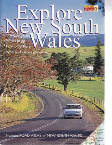 9780140263381: Exploring New South Wales 3rd Edition