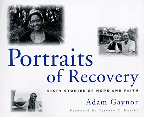 9780140263442: Portraits of Recovery: Sixty Stories of Hope and Faith