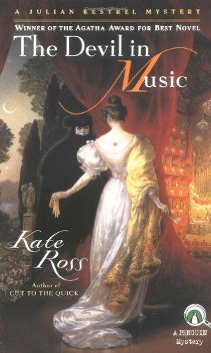 9780140263640: The Devil in Music (Julian Kestrel Mystery)