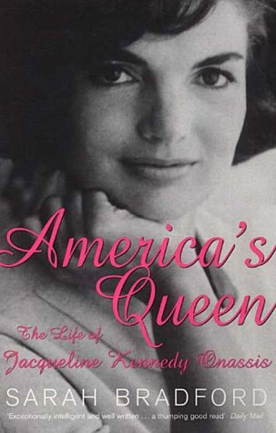 9780140264104: America's Queen: The Life of Jacqueline Kennedy Onassis