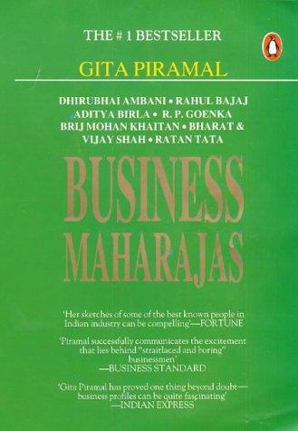 9780140264425: Business Maharajas