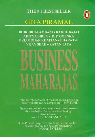 9780140264425: Business Maharajas