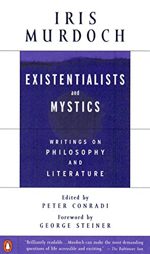9780140264920: Existentialists and Mystics: Writings on Philosophy and Literature