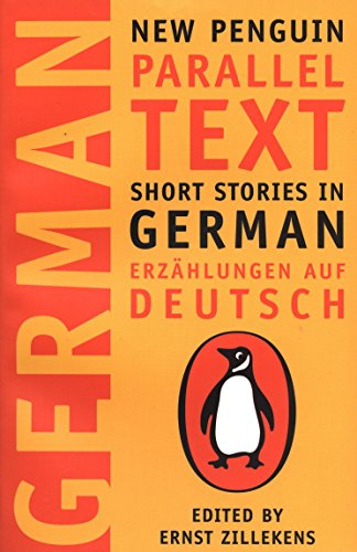 9780140265422: Short Stories in German: New Penguin Parallel Texts