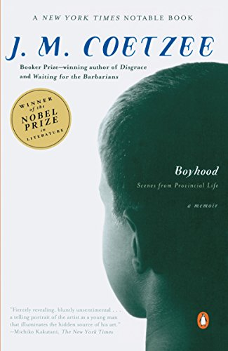9780140265668: Boyhood: Scenes from Provincial Life