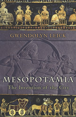 9780140265743: Mesopotamia: The Invention of the City