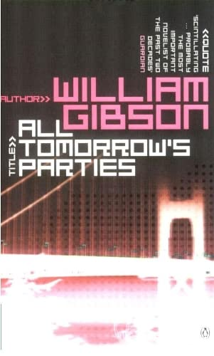 9780140266139: All Tomorrow's Parties (Roman)