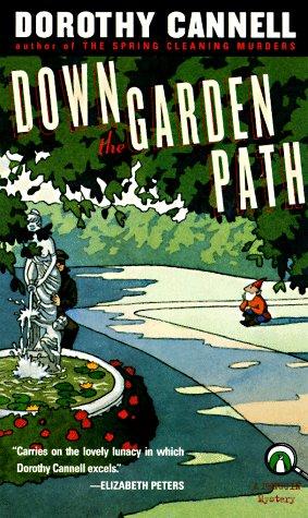 9780140266238: Down the Garden Path (Tessa Fields Mystery)
