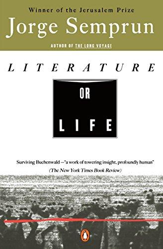 9780140266245: Literature or Life