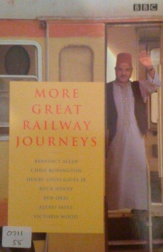 9780140266504: More Great Railway Journeys (BBC Books)