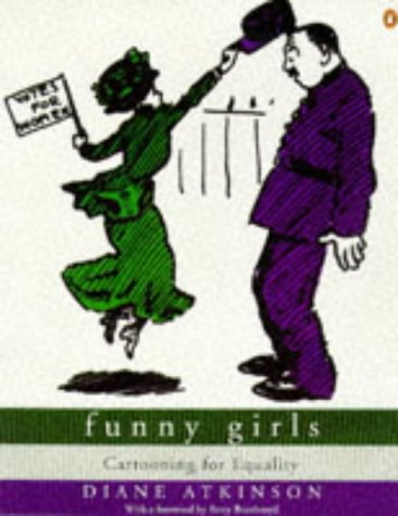 Funny Girls. Cartooning for Equality