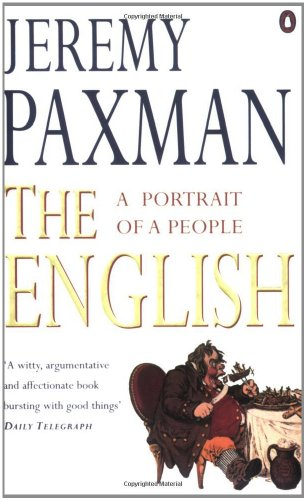 9780140267235: English: A Portrait Of A People