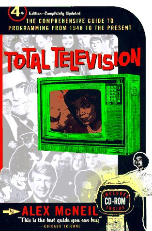 9780140267372: Total Television Book and CD-ROM
