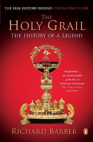 9780140267655: The Holy Grail: The History of a Legend