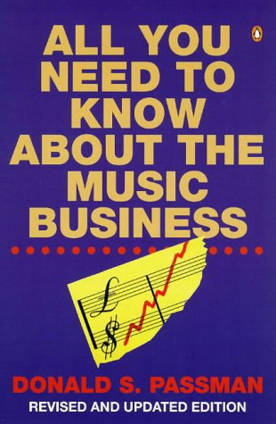9780140268065: All You Need to Know About the Music Business