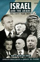 9780140268270: The Fifty Years War: Israel and the Arabs (BBC Books)