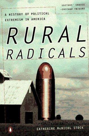 9780140268478: Rural Radicals: Righteous Rage in the American Grain