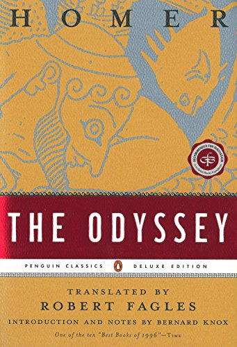 The Odyssey: (Penguin Classics Deluxe Edition): Homer (Author)/ Fagles,