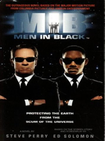 9780140268904: Men in Black: Film Novelisation