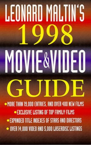 Leonard Maltins Movie and Video Guide 1998 (9780140269123) by Leonard MALTIN