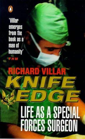 9780140269376: Knife Edge