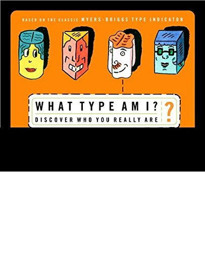 9780140269413: What Type am I?: Discover Who You Really are