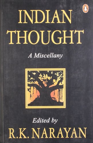 9780140269512: Indian thought: A miscellany