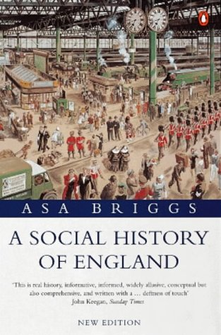 9780140269543: A Social History of England