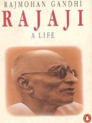 9780140269673: Rajaji, a Life