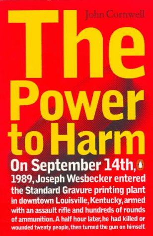 The Power to Harm (0140269967) by John Cornwell