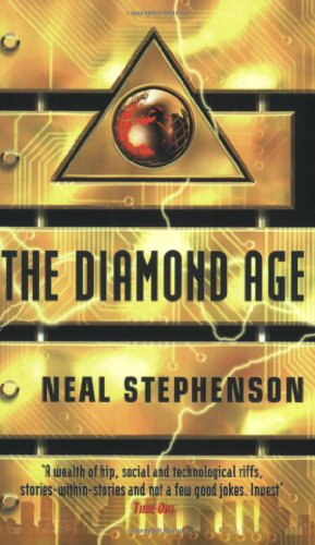 9780140270372: The Diamond Age: Or, a Young Lady's Illustrated Primer