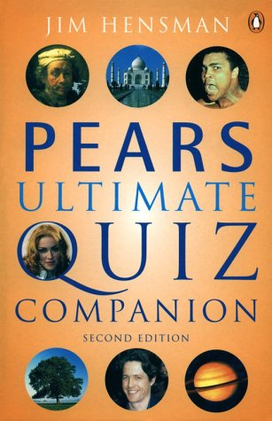 9780140270426: Pears Ultimate Quiz Companion