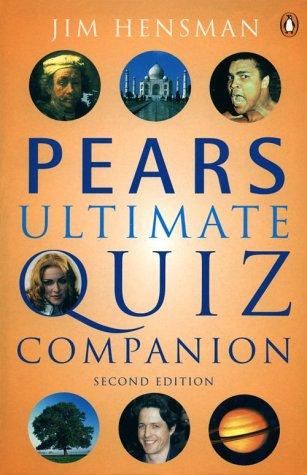 9780140270426: Pears Ultimate Quiz Companion 1st Edition (Signet)
