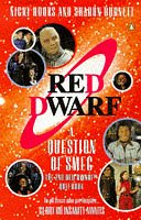 Red Dwarf a Question of Smeg the 2nd Red Dwarf Quiz Book