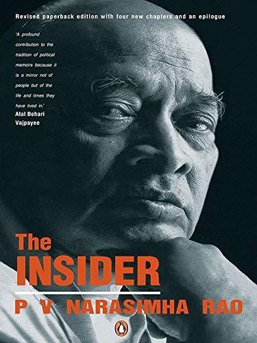 The Insider: Rao, P V