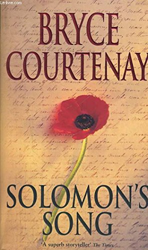 Solomon's Song (Bk 3) (9780140271577) by Bryce Courtenay