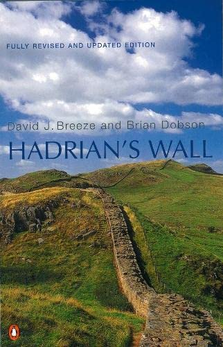 9780140271829: Breeze David; Dobson Brianhadrians Wall 4e (Penguin History)