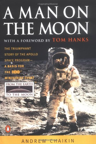 9780140272017: A Man on the Moon: The Voyages of the Apollo Astronauts
