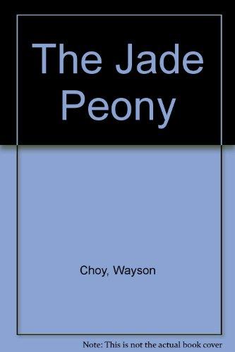9780140272314: The Jade Peony