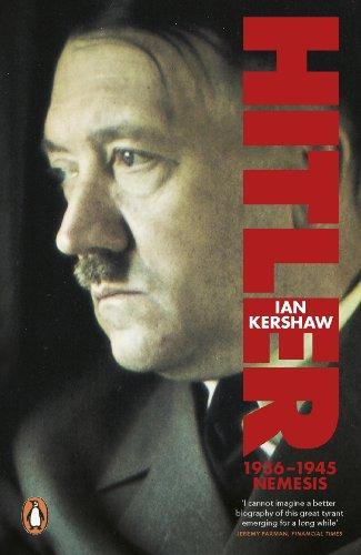 9780140272390: Hitler 1936 To 1945 Nemesis (Allen Lane History)