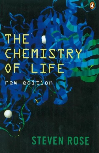9780140272734: The Chemistry of Life (Penguin Press Science)