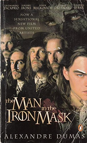 9780140272956: The Man in the Iron Mask