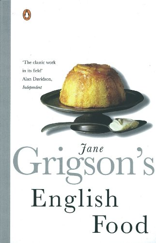 9780140273243: Jane Grigson's English Food