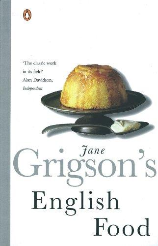 9780140273243: Jane Grigsons English Food