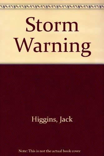 9780140273595: Storm Warning