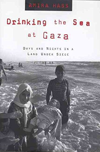 9780140273946: Drinking the Sea at Gaza: Days and Nights in a Land Under Siege